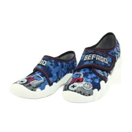 Dětská obuv Befado 273Y293 modrý 3