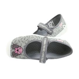 Dětská obuv Befado 114Y411 šedá 5