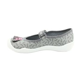 Dětská obuv Befado 114Y411 šedá 2