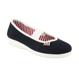 Dětská obuv Befado 274X014 válečné loďstvo 2