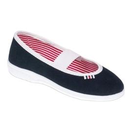 Dětská obuv Befado 274Y014 válečné loďstvo 1