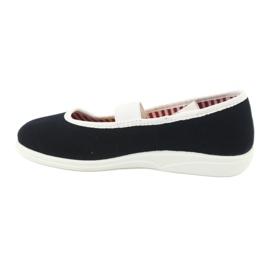 Dětská obuv Befado 274Y014 válečné loďstvo 3