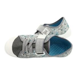 Dětská obuv Befado 251Y151 šedá 4