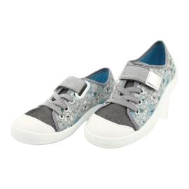 Dětská obuv Befado 251Y151 šedá 3