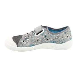 Dětská obuv Befado 251Y151 šedá 2