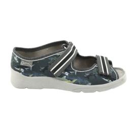 Dětská obuv Befado 969Y158 šedá 1