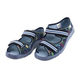Dětská obuv Befado 969Y161 3