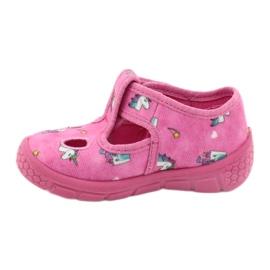 Dětská obuv Befado 533P010 růžový 2