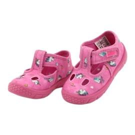 Dětská obuv Befado 533P010 růžový 3