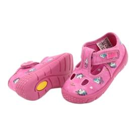 Dětská obuv Befado 533P010 růžový 4