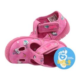 Dětská obuv Befado 533P010 růžový 5