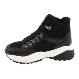 Sportovní pohodlné boty Lee Cooper LCJL-20-31-152 černá 1