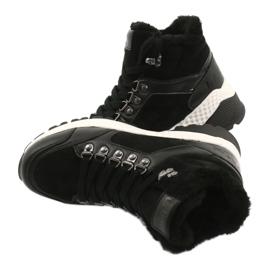 Sportovní pohodlné boty Lee Cooper LCJL-20-31-152 černá 4
