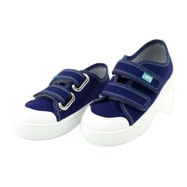 Dětská obuv Befado 440X010 válečné loďstvo 3