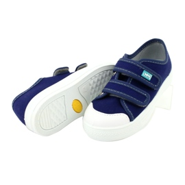 Dětská obuv Befado 440X010 válečné loďstvo 4