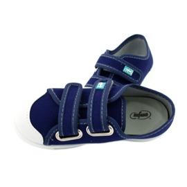 Dětská obuv Befado 440X010 válečné loďstvo 5