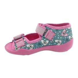 Dětská obuv Befado 242P107 2