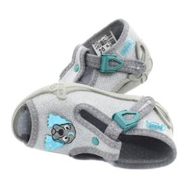 Dětská obuv Befado 213P121 šedá 5