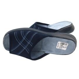 Dámské boty Befado pu 442D147 modrý 5