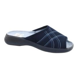 Dámské boty Befado pu 442D147 modrý 1
