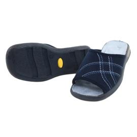 Dámské boty Befado pu 442D147 modrý 4