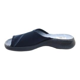 Dámské boty Befado pu 442D147 modrý 2