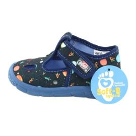 Dětská obuv Befado 533P011 válečné loďstvo 6