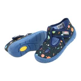 Dětská obuv Befado 533P011 válečné loďstvo 4