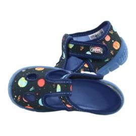 Dětská obuv Befado 533P011 válečné loďstvo 5