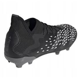 Kopačky Adidas Predator Freak.1 Fg Junior FY1027 černá černá 6