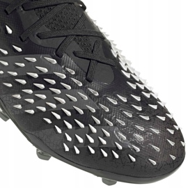 Kopačky Adidas Predator Freak.1 Fg Junior FY1027 černá černá 7