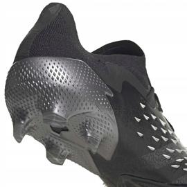 Kopačky Adidas Predator Freak.1 L Fg FY1028 černá černá 7