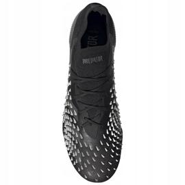 Kopačky Adidas Predator Freak.1 L Fg FY1028 černá černá 2