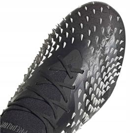 Kopačky Adidas Predator Freak.1 L Fg FY1028 černá černá 6