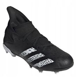 Kopačky Adidas Predator Freak.3 Fg Junior FY1031 černá černá 3