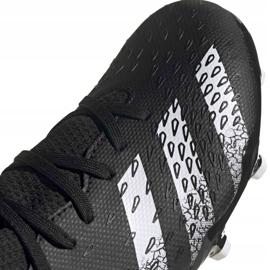 Kopačky Adidas Predator Freak.3 Fg Junior FY1031 černá černá 9