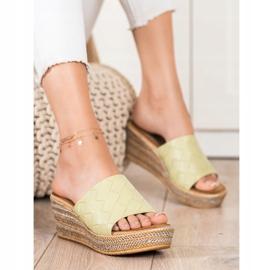 Bona Flip Flops zelená 1