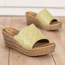 Bona Flip Flops zelená 2