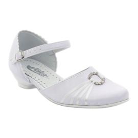 Dámská balerína Miko 710 bílá 1