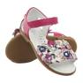 Gladiátorové sandály Bartek 16168 růžové 2