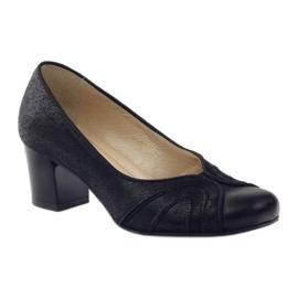 Dámské boty Espinto tęg G1 / 2 černé černá 1