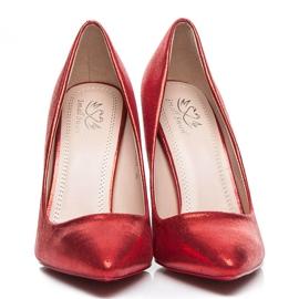 Small Swan Ženské červené čepice červená 1