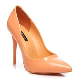 Vices Klasické čepice oranžový 3