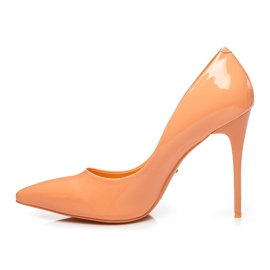 Vices Klasické čepice oranžový 4