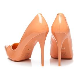 Vices Klasické čepice oranžový 5